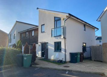 Thumbnail 3 bedroom end terrace house to rent in Miller Way, Peterborough