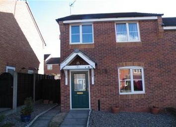 Thumbnail 3 bed property to rent in Bracken Road, Shirebrook, Mansfield
