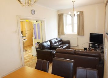 Thumbnail 8 bed town house to rent in Tavistock Place, North Hill, Plymouth