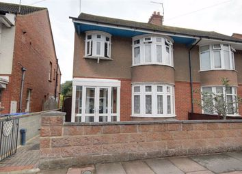 Thumbnail 3 bed semi-detached house for sale in Westbourne Avenue, Broadwater, Worthing, West Sussex
