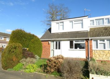 Thumbnail 3 bedroom semi-detached house for sale in Obelisk Rise, Kingsthorpe, Northampton
