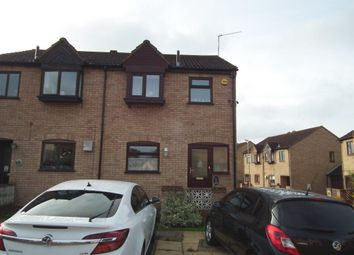 Thumbnail 3 bedroom property to rent in St. Dunstans Rise, West Hunsbury, Northampton