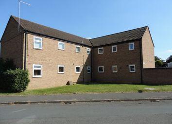 Thumbnail 1 bed flat to rent in Laburnum Avenue, Yaxley, Peterborough