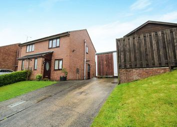 Thumbnail 2 bed semi-detached house for sale in Cae'r Ffynnon, Tyn Twll Lane, Bagillt