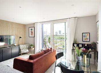 Thumbnail 2 bed flat for sale in Poplar Riverside, Leven Road, Poplar