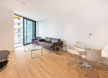 Thumbnail 1 bed flat to rent in Riverlight Quay, Nine Elms, Battersea