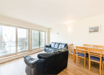 Thumbnail 2 bedroom flat to rent in Cascades Tower, Canary Wharf