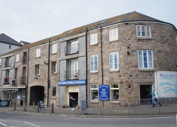 Thumbnail 2 bed flat for sale in The Wharf Apartments, Penzance