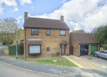 Thumbnail 4 bed detached house for sale in The Pightle, Grafham, Huntingdon, Cambridgeshire