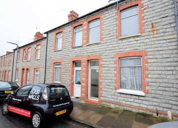 Thumbnail 3 bedroom terraced house to rent in Jenner Street, Vale Of Glamorgan