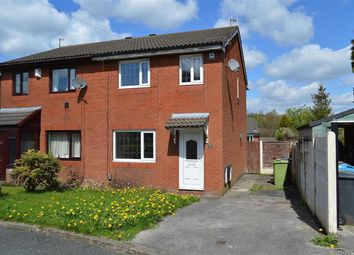 Thumbnail 3 bed semi-detached house for sale in Lees Grove, Salem, Oldham