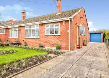 Braemar Close, Stoke-On-Trent ST2. 2 bed semi-detached bungalow for sale