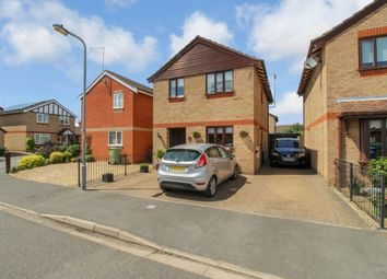 Thumbnail 4 bed detached house for sale in The Brambles, Deeping St James, Market Deeping, Peterborough