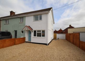 Thumbnail 2 bed end terrace house for sale in Butts Corner, North Petherton, Bridgwater