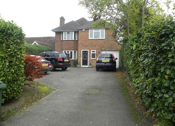 Thumbnail 4 bed detached house to rent in Wexham Street, Wexham, Slough