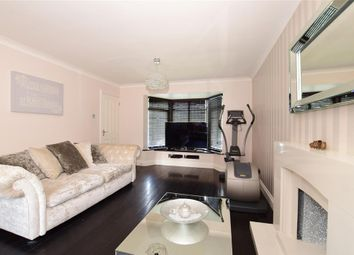 Thumbnail 4 bedroom detached house for sale in Papion Grove, Walderslade Woods, Chatham, Kent