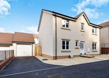 Thumbnail 4 bed detached house for sale in Cornflower Way, Newton Abbot, Devon