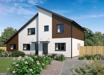 Thumbnail 2 bed semi-detached house for sale in Park Close, Wymondham
