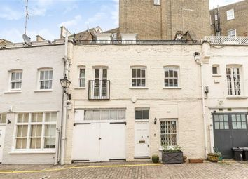 Thumbnail 3 bed property to rent in Manson Mews, London