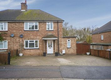 3 bed semi-detached house for sale in Highland Road, Chartham, Canterbury, Kent CT4