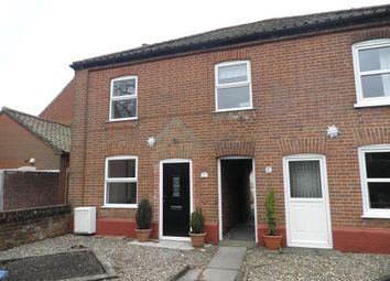 Thumbnail 2 bedroom property to rent in Holman Road, Aylsham, Norwich