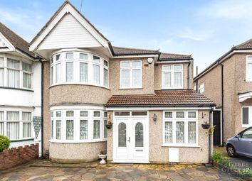 Thumbnail 5 bed semi-detached house for sale in Kenton Park Avenue, Harrow, Middlesex