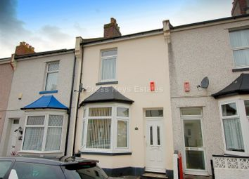 Thumbnail 2 bed property for sale in Fleet Street, Keyham, Plymouth