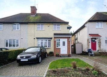 Ladygate Lane, Ruislip, Middlesex HA4. 3 bed semi-detached house