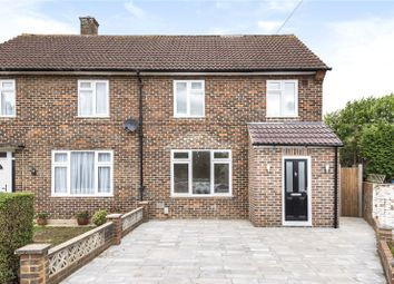Thumbnail 3 bed semi-detached house for sale in Beeston Close, South Oxhey, Watford