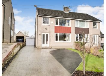 Thumbnail 3 bed semi-detached house for sale in Salterforth Road, Barnoldswick