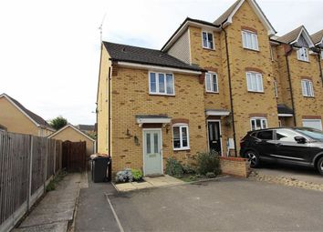 Thumbnail 2 bed end terrace house for sale in Goodman Drive, Leighton Buzzard