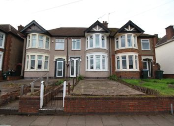 Thumbnail 3 bed terraced house for sale in Lanchester Road, Coventry