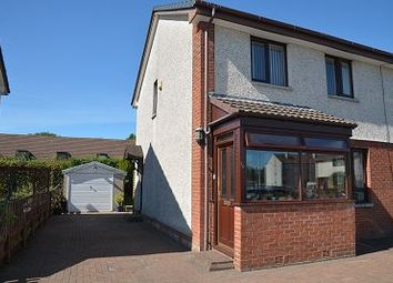 Thumbnail 3 bed semi-detached house for sale in 24 Simpson Gardens, Dumfries