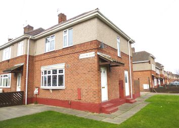 Thumbnail 3 bedroom end terrace house for sale in Garston Grove, Hartlepool