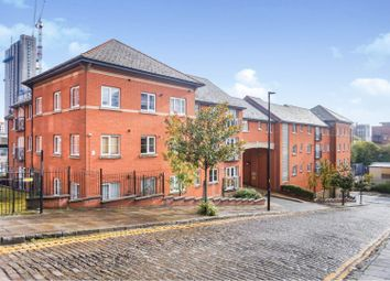 Thumbnail 2 bed flat for sale in 6 Wharf Close, Manchester