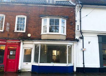 Thumbnail Studio to rent in St. Marys Street, Bungay
