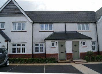 Thumbnail 2 bed terraced house for sale in Clos Maes-Y-Rhedyn, Gorslas, Llanelli, Carmarthenshire