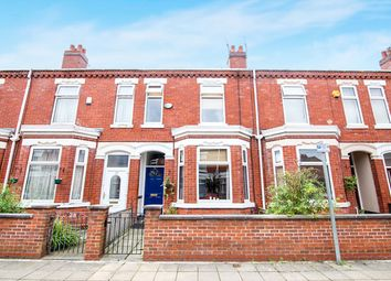 Thumbnail 2 bed terraced house for sale in North Lonsdale Street, Stretford, Manchester