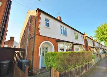 Thumbnail 3 bed semi-detached house to rent in Manvers Road, West Bridgford