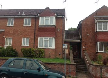 Thumbnail 1 bed semi-detached house to rent in Mount Pleasant Road, Luton