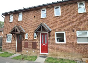Thumbnail 2 bed terraced house for sale in Coppice Close, Coppice, Aylesbury