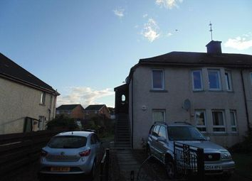 Thumbnail 1 bed flat to rent in Windsor Crescent, Paisley