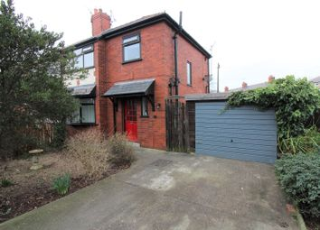 Thumbnail 3 bed semi-detached house for sale in Argyle Road, Poulton-Le-Fylde
