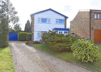 Thumbnail 3 bed detached house for sale in Faraday Road, Farnborough