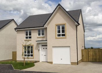 "Thumbnail 4 bed detached house for sale in ""Dornoch"" at Templegill Crescent, Wishaw"