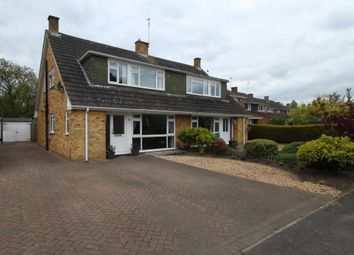 Thumbnail 3 bed semi-detached house for sale in Hollytree Gardens, Frimley