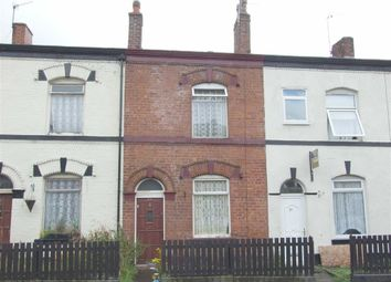 Thumbnail 2 bedroom terraced house for sale in Vernon Street, Bury, Greater Manchester