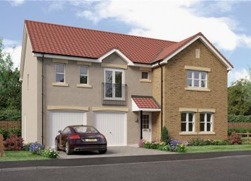 "Thumbnail 5 bed detached house for sale in ""Atwood Det"" at Kingsfield Drive, Newtongrange, Dalkeith"