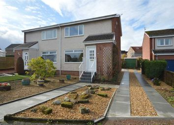 Thumbnail 2 bed semi-detached house for sale in Saltire Crescent, Larkhall