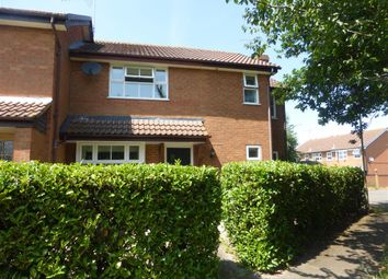 Thumbnail 3 bedroom end terrace house for sale in Ledran Close, Lower Earley, Reading